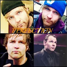 gorgeous and perfect and the sweetest person form heaven and down to earth and fun and well kind person to get along with and amazing and good looking  dean ambrose and i'm still  lovable fun and the sweetest fan of dean and with all  beautiful heart  i give all to dean  always & now & forever and lifetime to come my darling honey love