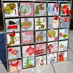 ideas for my advent box