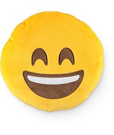 Throwboy Smile Emoji Pillow