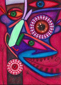 i eat art!  http://www.facebook.com/groups/ieatart/