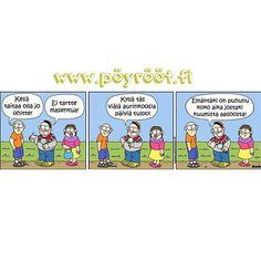 """""""  Pöyrööt-sarjakuva   #Pöyrööt #sarjakuva #Pohjanmaa #lakeus #EteläPohjanmaa #Suomi #Finland #finnish #maaseutu #moontäs #snäppäilkää"""""""