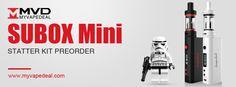 Kanger SUBOX mini background.