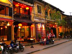 Hoi An streetview, Vietnam #3TBBC #NHTV