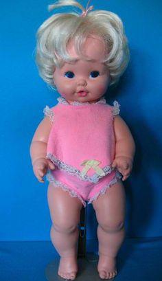 Baby Tender Loving Care - so many wonderful memories - still have mine! Childhood Toys, Childhood Memories, 1970s Childhood, Nostalgia, Vintage Love, Vintage Stuff, Vintage Images, Retro Vintage, Great Memories