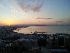 Fotos - Google+ Baku, view from Fairmont Flame Tower Hotel.
