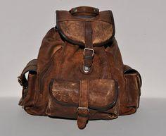 Boho chic backpack, want it!