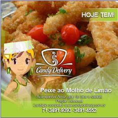 CARDÁPIO DE SEGUNDA-FEIRA 30/05/2016 Confira nosso cardápio completo em www.candydelivery.com.br Peça Já: 71 3491-9393 • 3491-4552 #querocomerbem #candydelivery