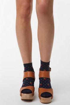 Socks and Sandals: 10 Ways to Rock the Trend | StyleCaster