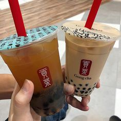 Candy Drinks, Yummy Drinks, Boba Drink, Bubble Milk Tea, Fun Baking Recipes, Starbucks Drinks, Food Goals, Aesthetic Food, Cute Food