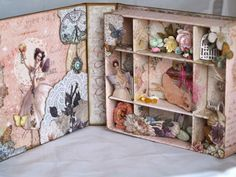 shadow-box-scrapbook-pdf tutorial