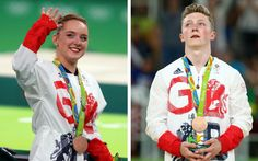 Amy Tinkler and Nile Wilson win gymnastics bronze medals for Team GB at Rio Olympics 2016 - Telegraph.co.uk