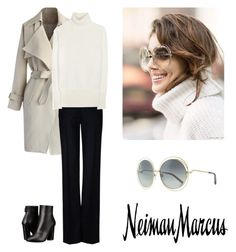 """""""The Holiday Wish List With Neiman Marcus: Contest Entry"""" by dezaval ❤ liked on Polyvore featuring Neiman Marcus, Chloé, Garance Doré, Chicwish, Proenza Schouler, STELLA McCARTNEY and Nina Ricci"""