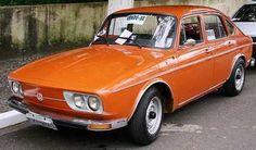 4 Door VW Fastback Type 3.