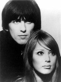 George & Pattie (source: Lucy Who)