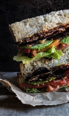 Elevated BLT