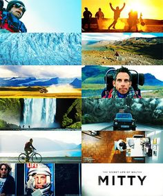 inspiration from The Secret Life of Walter Mitty