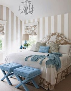 Ideas para dormitorios principales pequeños
