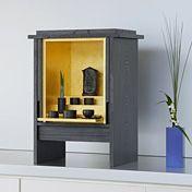 Type Z-4 | 内田 繁 | 商品 | 厨子屋 Home Design Decor, House Design, Home Decor, Oriental, Meditation Altar, Japanese Woodworking, Pooja Rooms, Japanese Design, Modern Family
