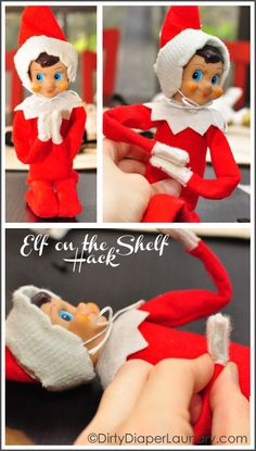 Elf on the Shelf Hack
