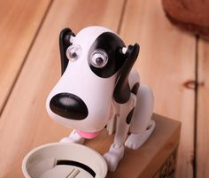 Dog Lovers Hungry Dog Piggy Bank (FREE shipping) – Surplus Gear World