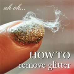 Beaut - Beauty, Fashion, Life , Photos, Celebrity, Tutorials - Beaut.ie How To: Remove that glittery Christmas nail polish