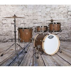 Liberty Drums bop kit, 12x8, 14x14,.18x14, 14x5.5sn