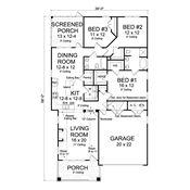 Eastbay | Design 24336 | Cottage Home Plan | Design Basics