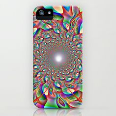 Flowering iPhone & iPod Case by Mittelbach Marenco Florencia - $35.00