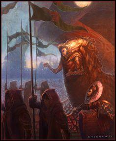 God Emperor of Dune by jubjubjedi on deviantART