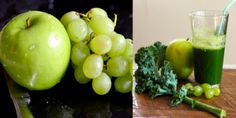 Green juice for brain hydration and removal of migraines - Healthy Multiverse