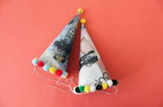 Party Hat | 12 Creative Ways to Repurpose Newspaper