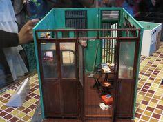 Unique Hong Kong In Miniature 2012 - Public Housing Unit