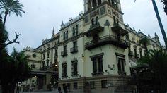Fotos de: Sevilla - Hotel Alfonso XIII -  Edificio con encanto