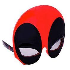 Deadpool Sunglasses - 373465 | trendyhalloween.com