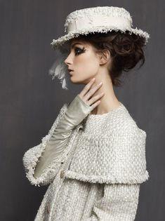 Chanel Spring-Summer 2013 Haute Couture Press Kit   La Chanelphile