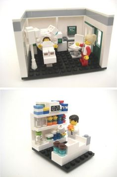 Lego Hospital, Mercy General Part II