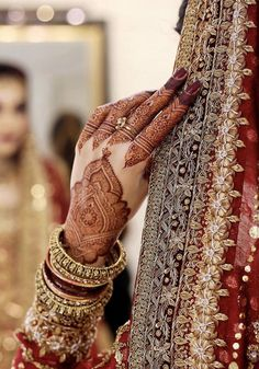 46 Ideas Elegant Bridal Henna India For 2019