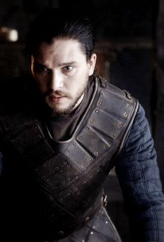 "♕ Jon Snow in Game of Thrones 6.05 ""The Door"" ©"