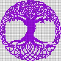 Yggdrasil Baum des Lebens