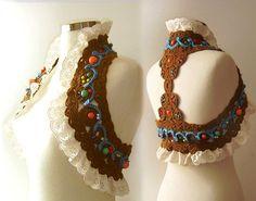 patrones Crochet: Como hacer un Chaleco de Crochet Facil Tutorial
