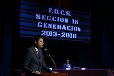 El presidente municipal de Morelia fungió como padrino de la generación 2013-2018 de la Facultad de Derecho y Ciencias Sociales de la UMSNH – Morelia, Michoacán, 24 de marzo de ...