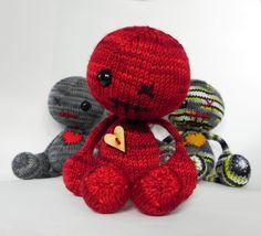 Voodoo you love me? by No Knit Sherlock!, via Flickr