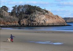 Singing Beach at Manchester-By-The-Sea MA