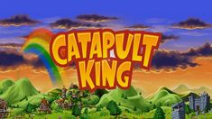 Catapult King apk download is a video game in which we will have to destroy castles, walls and other medieval buildings by throwing huge rocks at their catapult.