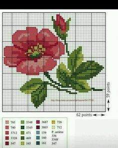 Letters and Arts of Lalá - Wedding Dresses 2019 Best Brindal Easy Cross Stitch Patterns, Just Cross Stitch, Cross Stitch Borders, Simple Cross Stitch, Cross Stitch Flowers, Cross Stitch Charts, Cross Stitch Designs, Cross Stitching, Cross Stitch Embroidery