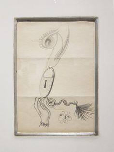 """Cadaver exquisito"" - André Breton, Valentine Hugo, Max Ernst"