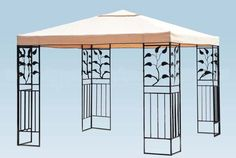 Outdoor Semi Permanent Gazebo