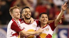 New York Red Bulls players | The MLS Wrap: Red Bulls Show DP Overload Isn't Only Way to Win - beIN ...