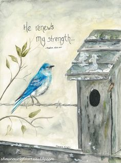 Inspirational watercolor paintings by Shawna Wright Bible Verse Art, Bible Scriptures, Watercolor Paintings, Original Paintings, Watercolors, Favorite Bible Verses, Christian Art, Illustrations, Word Of God