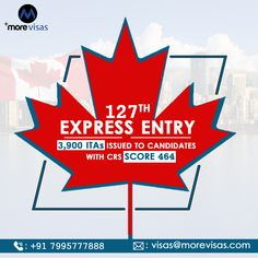 Canada Express Entry Draw: Immigration officials of Canada have attended the biggest Express Entry draw in 9 months, announcing Invitations to Appeal for candidates.